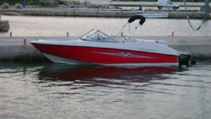 Charter Motorboat Starcraft Vectra 182 Crikvenica