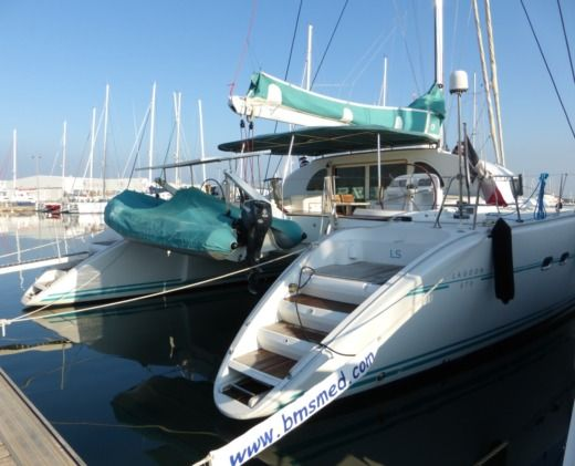 LAGOON LAGOON 570 in Saint-Martin for hire