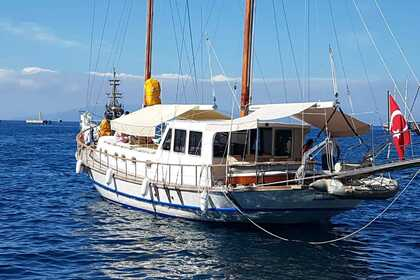 Charter Sailboat Custom Made Angel 5 Bodrum