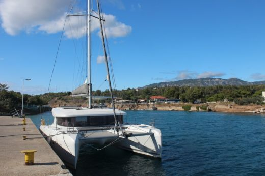 Lagoon 42 in Athens for rental