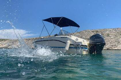Charter Motorboat QUICKSILVER Activ 455 Marseille