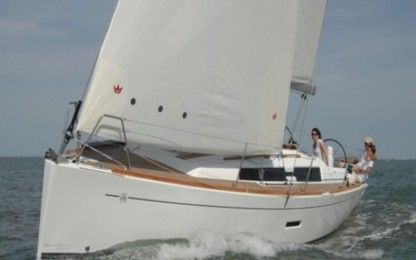 Charter Sailboat Dufour 335 Grand Large Propriano