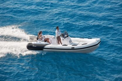 Location Semi-rigide Ranieri Cayman 21 Sport Tamariu