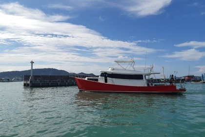 Charter Motorboat Custom Local sport fisher A Phuket