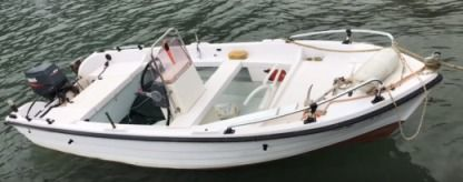 Rental Motorboat Thomas 4.30 Magnesia Prefecture