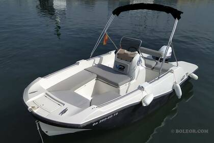 Hire Motorboat V2 B500 'Perseis' without licence Ca'n Pastilla