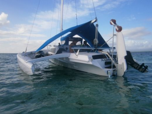 CORSAIR MARINE C28CR in Pointe-à-Pitre for hire