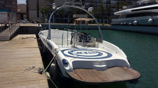 Wicked Boats Wicked en Denia en alquiler