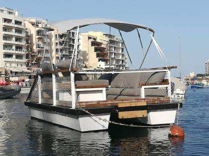 Rental Catamaran Waterlily Boat Flounge Saint Julian's