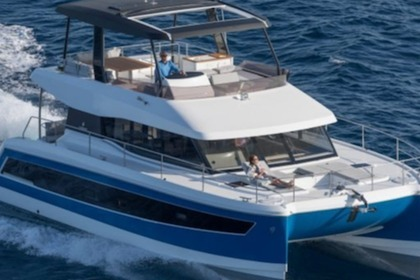 Rental Motorboat Fountaine Pajot MY 44 Tivat