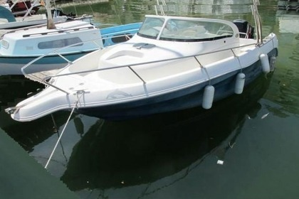 Rental Motorboat QUICKSILVER 630 WA Novalja