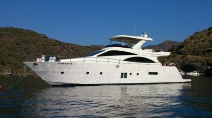 Charter Motorboat Doqueve 70 Formentera