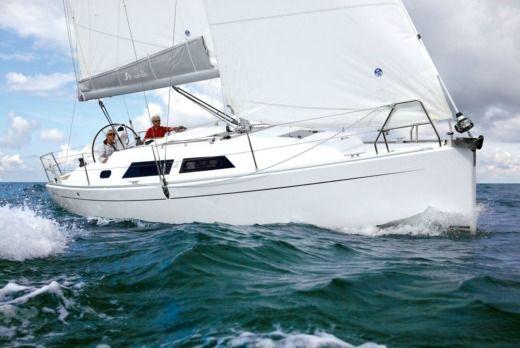 Sailboat Hanse Hanse 325 for hire