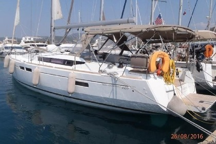 Rental Sailboat BENETEAU SUN ODYSSEY 469 Salerno