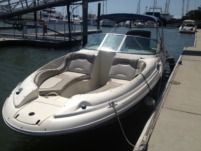 Motorboat Sea Ray 270 for rental