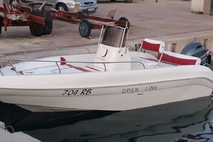 Hire Motorboat Bellingardo Lady 550 Rab