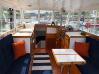 Charter Grand Banks 32' Motor Yacht in Friday Harbor