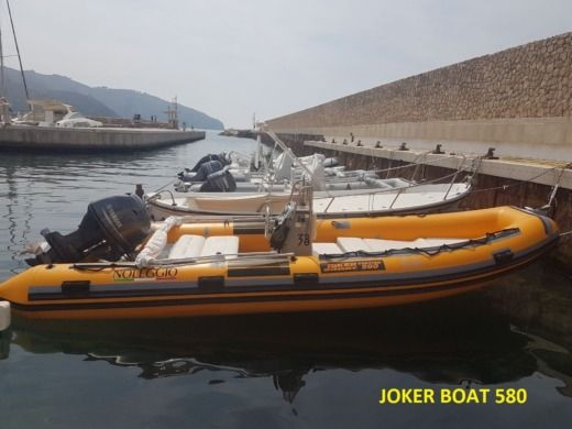 Joker Boat Coaster 580 in Sperlonga