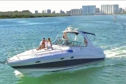 Hire Motorboat FOUR WINNS VISTA North Miami Beach