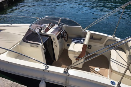 Rental Motorboat EOLO 650 DAY Crikvenica