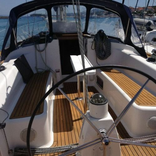 AD BOATS 45 in Zadar for hire