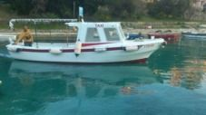 Motorboat Traditional Boat Fuel & Skipper Included for hire