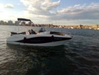 Oki Boats Barracuda 545 in Torrevieja zu vermieten