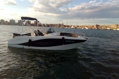 Rental Motorboat OKI BOATS BARRACUDA 545 Torrevieja