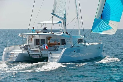 Rental Catamaran LAGOON 450 Kos