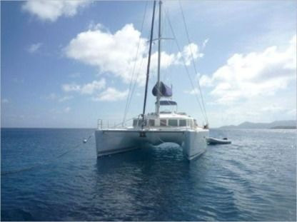 Charter Catamaran Lagoon 440 Saint Vincent and the Grenadines