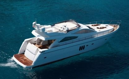 Charter Motorboat Abacus Abacus '62 Genoa
