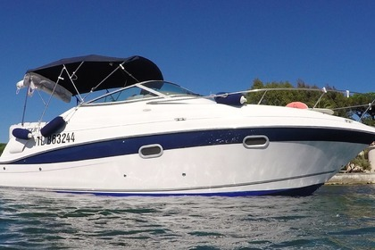 Hire Motorboat FOUR WINNS VISTA 248 Mandelieu-La Napoule