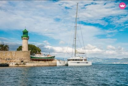 Location Catamaran Lagoon 52 F Ajaccio