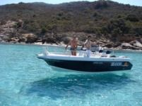 Charter Motorboat Pacific Craft Northshore Saint-Florent