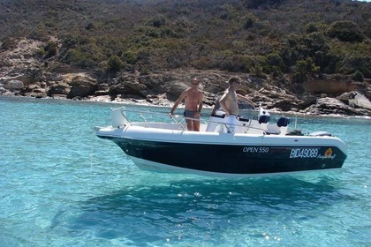 Location Bateau à moteur PACIFIC CRAFT Northshore Saint-Florent