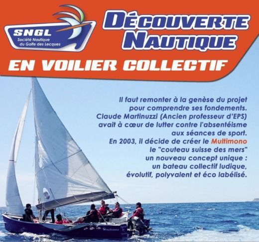 Philonautic Multimono in Saint-Cyr-sur-Mer for hire