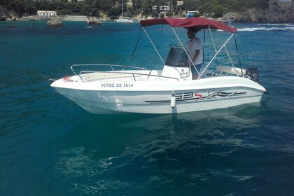 Rental Motorboat Trimarchi 53s Corfu