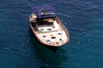 Hire Motorboat FRATELLI APREA SORRENTO 36 Sorrento
