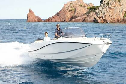 Rental Motorboat QUICKSILVER 755 Trogir