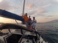 Sailboat Jeaneau 1989 for rental