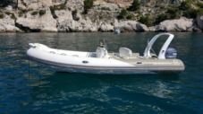 Location Semi-rigide Yamaha Zodiac International Medline 2 Marseille