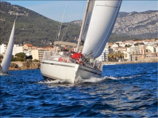 Beneteau First 45F5 in Toulon