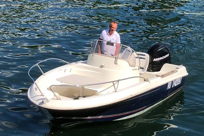 Hire Motorboat Jeanneau Cap Camarat 145 sw Saint-Cloud