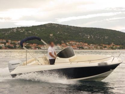 Rental Motorboat Insidias Marine Hm 22 Open Split