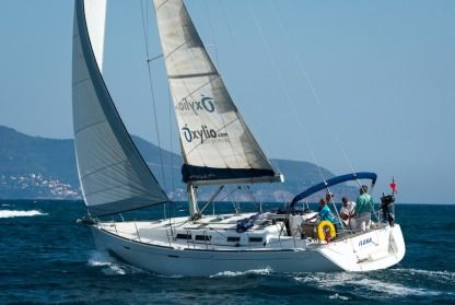 Charter Sailboat Dufour Yachts 425 Grand Large (2011) Toulon