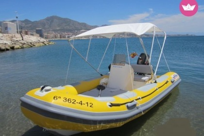 Location Semi-rigide Breeze Breeze Malaga