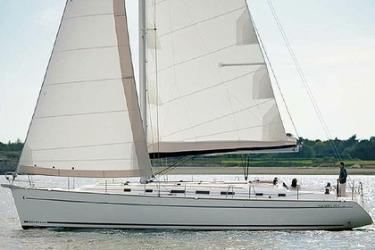 Hire Sailboat Beneteau  Cyclades 50.4 Rome