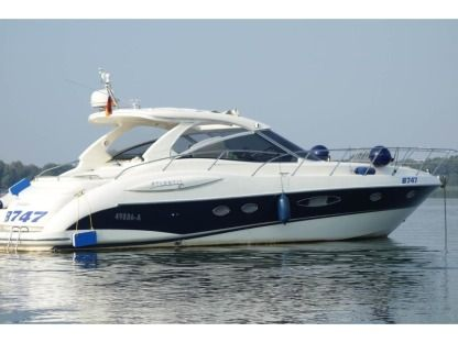 Rental Motorboat Atlantis 47 Punat