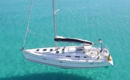 Charter Sailboat Beneteau Oceanis 393 Lavrion