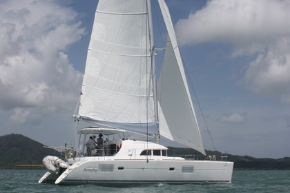 Location Catamaran LAGOON 380 Phuket